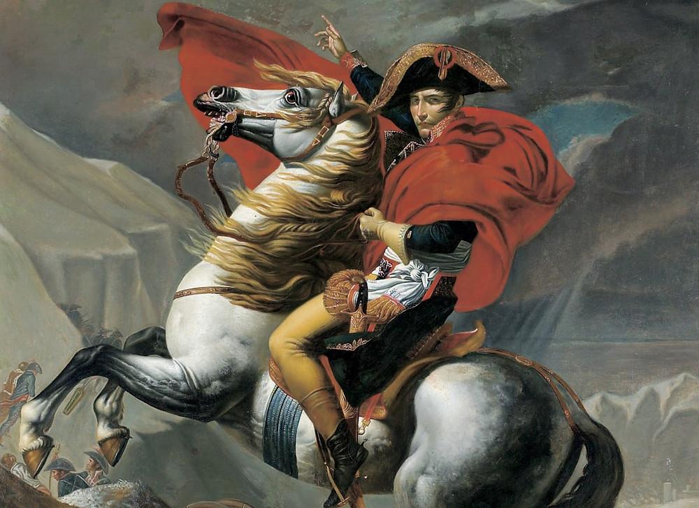 להריח כמו קיסר! בשמים כמו אוונטוס של קריד שנוצר בהשראת נפוליאון בונפרטה.