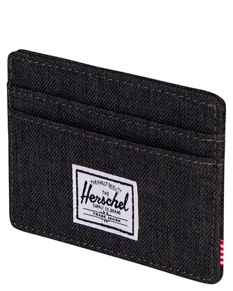 Herschel Supply Co | Charlie | ארנק של הרשל | ג׳ינס כהה