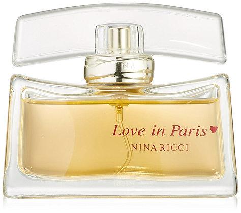 Nina Ricci | Love In Paris | E.D.P | 50ml | טסטר | בושם לאישה