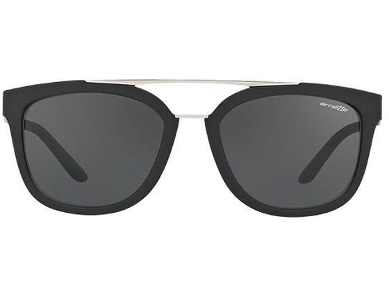 משקפי שמש לגברים - ארנט - שחור כסוף