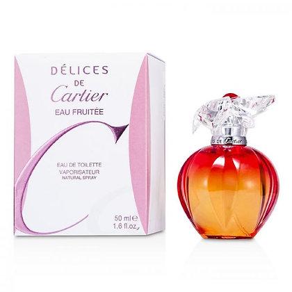 Cartier | Delices De Cartier | E.D.T | 50ml | בושם לאישה