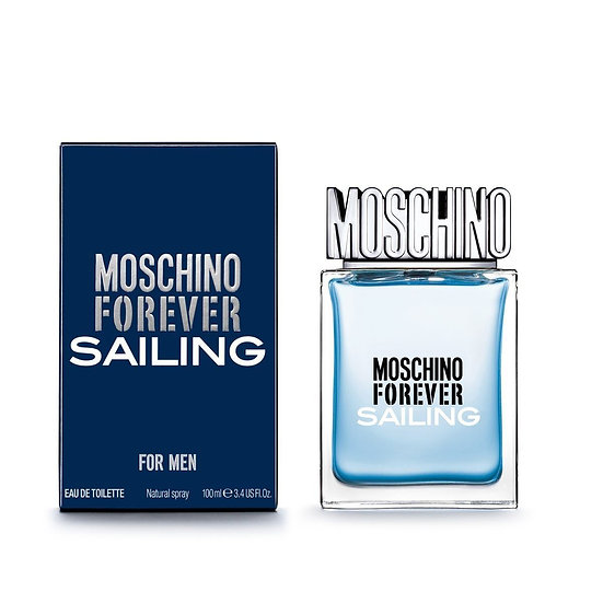 Moschino | Forever Sailling | E.D.T | 100ml | בושם לגבר
