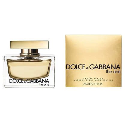 Dolce & Gabbana | The One | 75ml | E.D.P | בושם לאישה