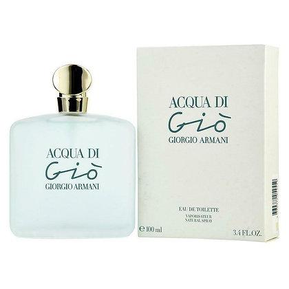 Giorgio Armani | Acqua Di Gio | 100ml | E.D.T | בושם לאישה