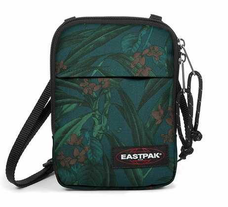 Eastpak | Buddy | תיק צד קומפקטי | טרופי ירוק