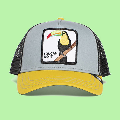 Goorin Bros | Toucan Do It | כובעי גורין | טוקן