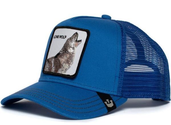 כובעים של גורין - זאב בודד