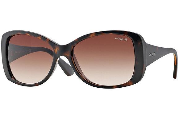 Vogue | VO2843S W65613 | Dark Havana | משקפי שמש
