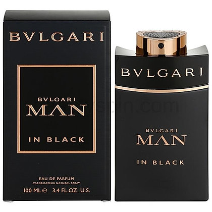 Bvlgari | Man In Black | 100ml | EDP | בושם לגבר
