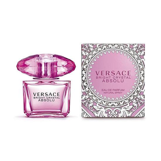 Versace | Bright Crystal Absolu | 90ml | E.D.P | בושם לאישה