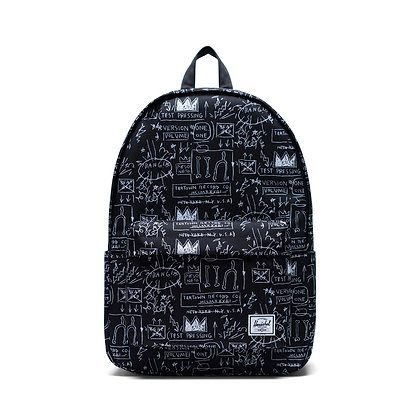 Herschel Supply Co | Classic XL | Basquiat Beat Bop | תיק גב