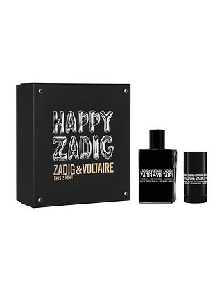Zadig & Voltaire | This Is Him | E.D.T | סט מבושם לגבר