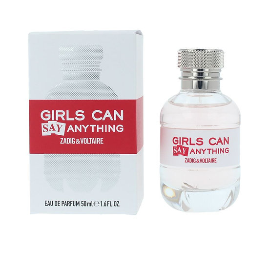 Zadig & Voltaire | Girls Can Say Anything | E.D.P | 90ml | בושם לנשים