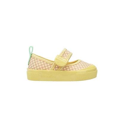Mini Melissa   Basic Fruitland   נעלי בובה   אננס