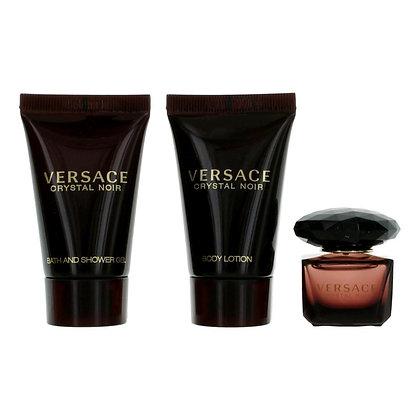 Versace | Crystal Noir | E.D.P | סט מיני