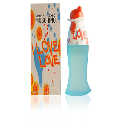 Moschino | Cheap And Chic I Love Love | E.D.T  | 30ml | בושם לנשים