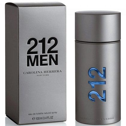 Carolina Herrera | 212 Men | E.D.T | 100ml | בושם לגבר