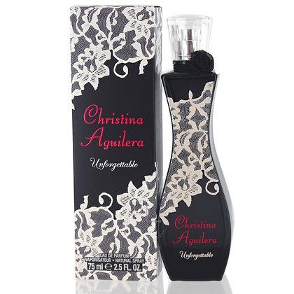 Christina Aguilera | Unforgettable | 75ml | E.D.P | בושם לאישה