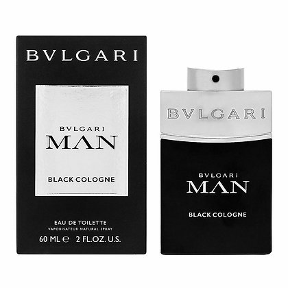 Bvlgari | Man Black Colgone | E.D.T | 60ml | בושם לגבר