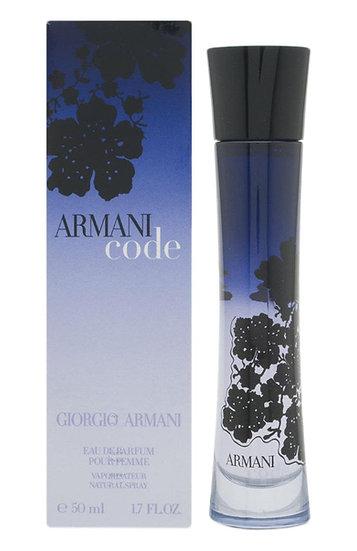 Giorgio Armani | Code | 50ml | E.D.P | בושם לנשים