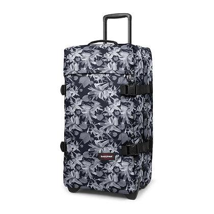 Tranverz M - איסטפק - מזוודה בינונית - פרחים