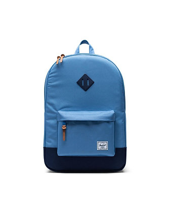 Herschel Supply Co | Heritage Youth | ילקוט של הרשל | גוונים כחולים