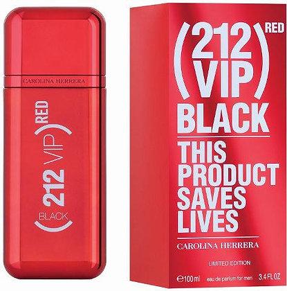 Carolina Herrera | 212 VIP Red Black | E.D.T | בושם לגבר
