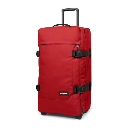 Eastpak | Tranverz M | מזוודה בינונית | אדום