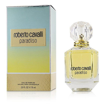 Roberto Cavalli   Paradiso   E.D.P   רוברטו קוואלי בושם לאישה