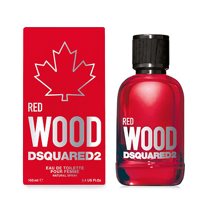 Dsquared2 | Red Wood | 100ml | E.D.T | בושם לנשים