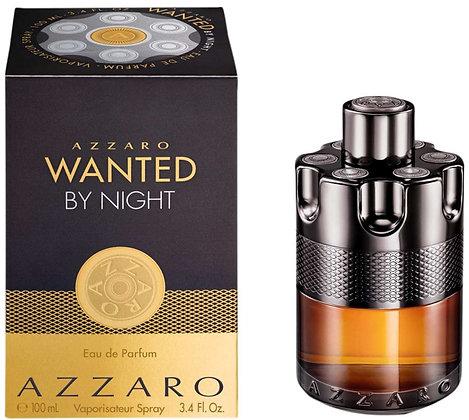 Azzaro | Wanted By Night | E.D.T | 100ml | בושם לגבר אזארו
