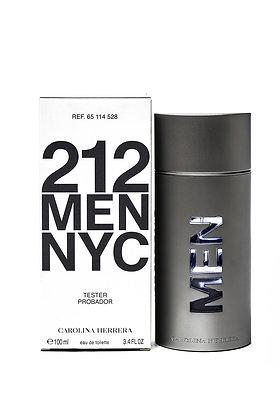 Carolina Herrera | 212 Men NYC | E.D.T | 100ml | טסטר