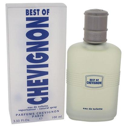 Chevignon   Best Of Chevignon   E.D.T   100ml   בושם לגברים
