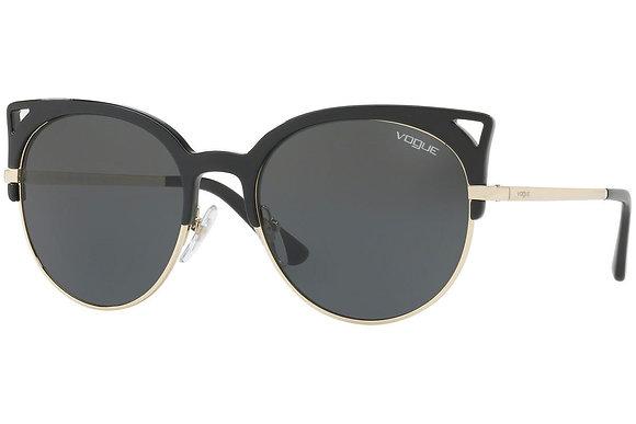 Vogue | V-EDGE 2 | VO5137S W44/87 55-19 | משקפי שמש לנשים