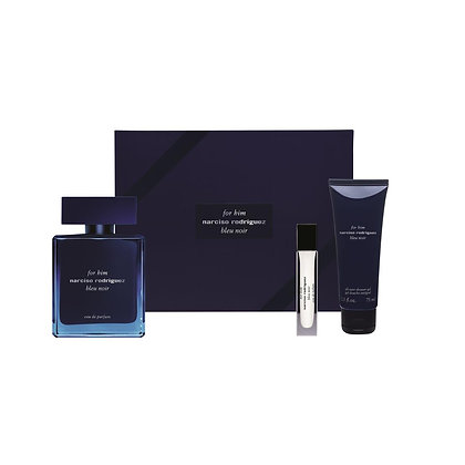 Narciso Rodriguez | Bleu Noir | E.D.P |  סט מבושם לגבר נרסיסו רודריגז