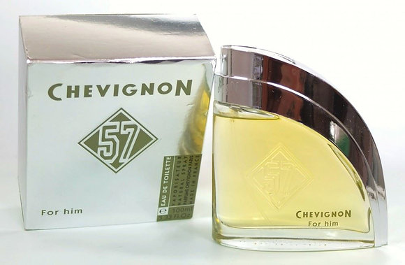 Chevignon | 57 | E.D.T | 100ml | בושם לגברים