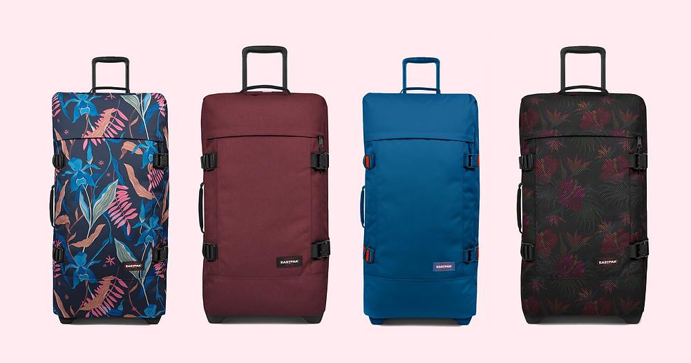 גם עמידות וגם מגוונות - מזוודות של איסטפק
