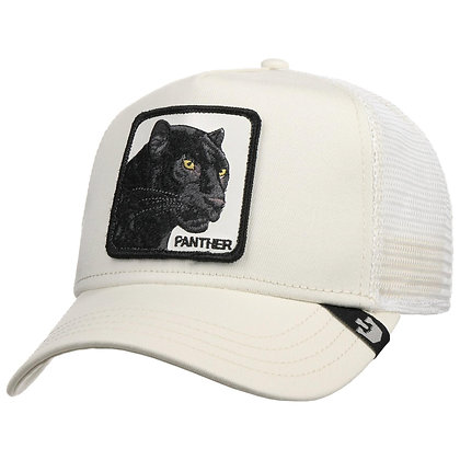 Goorin Bros | Panther | כובעי גורין | פנתר שחור | לבן