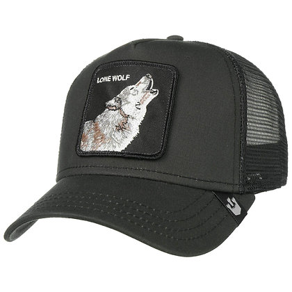 Goorin Bros | Lone wolf | כובעי גורין | זאב בודד | שחור