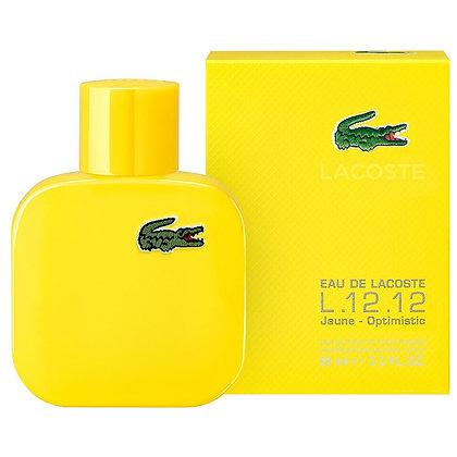 Lacoste Eau De Lacoste Jaune - Yellow - לקוסט - בושם לגבר