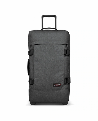 Eastpak | Tranverz M | מזוודה בינונית | אפור