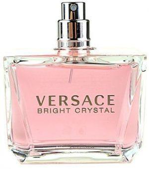 Versace   Bright Crystal   90ml   E.D.T   טסטר   בושם לאישה
