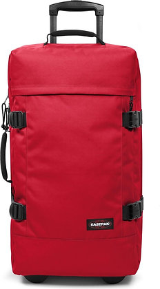 Eastpak | Tranverz M | מזוודה בינונית | אדום סוכריה