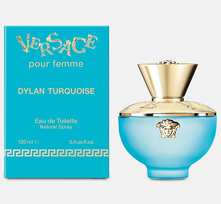 Versace | Dylan Turquoise | 100ml | EDT | בושם לאישה