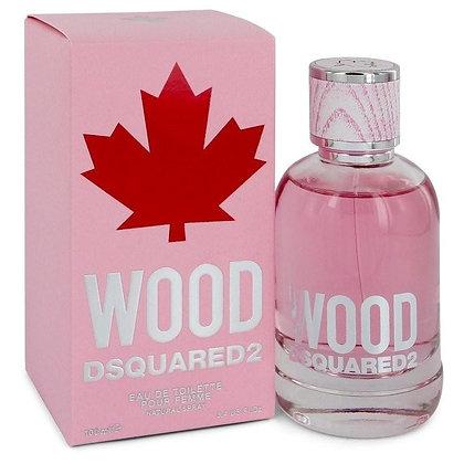 Dsquared2 | Wood | 100ml | EDT | דיסקוורד | בושם לאישה