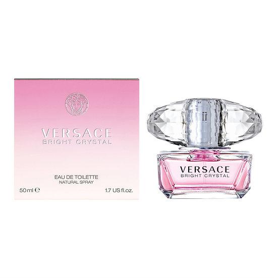 Versace | Bright Crystal | 50ml | E.D.T | בושם לאישה