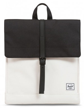 Herschel Supply Co | City M | הרשל | תיק גב סיירים | שחור לבן