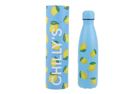 Chilly's | 500ml | בקבוק רב פעמי | לימון