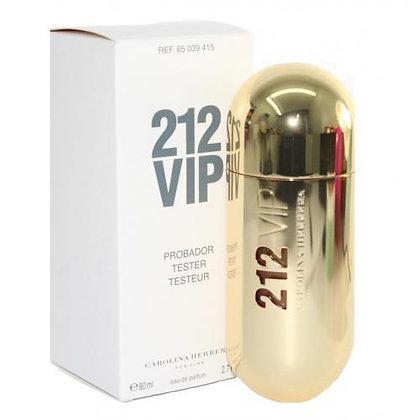 Carolina Herrera | 212 VIP Are You On The List | 80ml | בושם לאישה | טסטר
