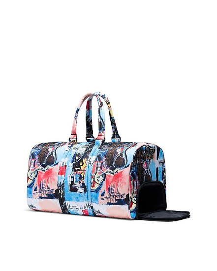 Herschel Supply Co | Novel | Basquiat Skull Duffle | תיק לחדר כושר
